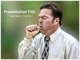 Coughing Templates For Powerpoint