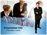 Administrative Management Templates For Powerpoint