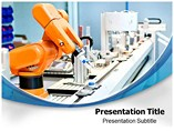 Automation Robotics Templates For Powerpoint