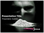 Drugs Addiction Templates For Powerpoint