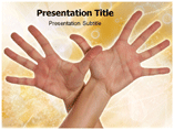 Hands Templates For Powerpoint