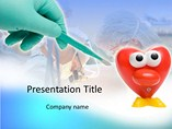 Heart Surgery - PPT Template