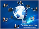 Grid Computing Project PowerPoint Templates