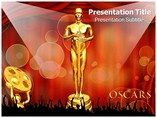 Oscar Award Powerpoint Template