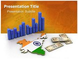 Indian Economy System Templates For Powerpoint