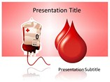 Blood Donation Templates For Powerpoint