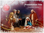 Nativity Set Templates For Powerpoint