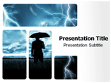 Lighting PowerPoint Backgrounds