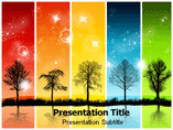 Christmas Time PowerPoint Templates