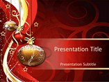 Christmas Decor Templates For Powerpoint