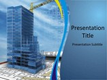 Construction PowerPoint Themes
