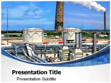 PPT Template on Industries