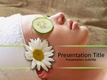Spa Beauty - PPT Template