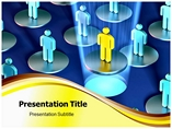 PowerPoint Template on Elected Leader