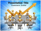 PowerPoint Template  on Performance Management