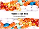 Pharmaceuticals Templates For Powerpoint