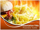 Fast Food Templates For Powerpoint