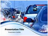 Pollution Pics Templates For Powerpoint