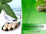 Herbal Magic - PPT Template