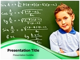 Mathematical Formulas and Tips Templates For Powerpoint