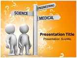 Career Choice Powerpoint Templates