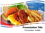 French Food Templates For Powerpoint
