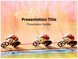 Racing Templates For Powerpoint