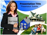 Real Estate Attorney  PowerPoint Template