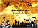 World War Powerpoint Template