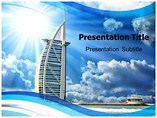 Dubai Country Templates For Powerpoint