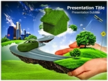 Go Green Campaign Templates For Powerpoint