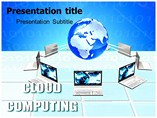 Cloud Computing Templates For Powerpoint