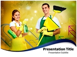 Housekeepers Templates For Powerpoint