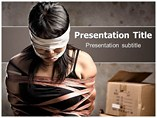 Human Trafficking Templates For Powerpoint
