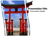 Japan PowerPoint Background
