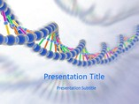 DNA Processing  - PPT Template