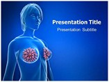 Mammary Gland Templates For Powerpoint