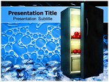 Refrigerator Templates For Powerpoint