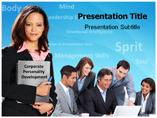 Corporate Personality Development PowerPoint Slides