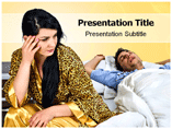 Chronic Insomnia Templates For Powerpoint