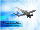 Tourism Marketing PowerPoint Background