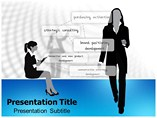 Corporate Dress PowerPoint Themes