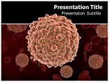 Immune Cells PowerPoint Backgrounds