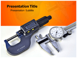 Micrometer Templates For Powerpoint