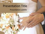 Christian Marriage PowerPoint Template