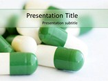 Pills Templates For Powerpoint