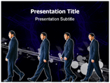 Walking Templates For Powerpoint