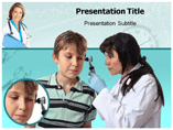 Ear Disorder Templates For Powerpoint