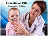 Pediatric Respiratory PowerPoint Designs