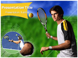Tennis Elbow Templates For Powerpoint